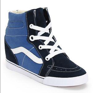 Van sk8-hi Wedge sneaker